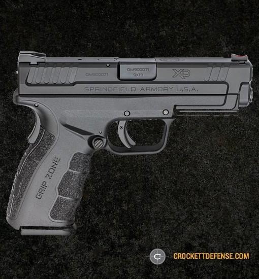 XD Mod2 9mm