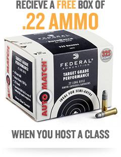 Free .22 Ammo