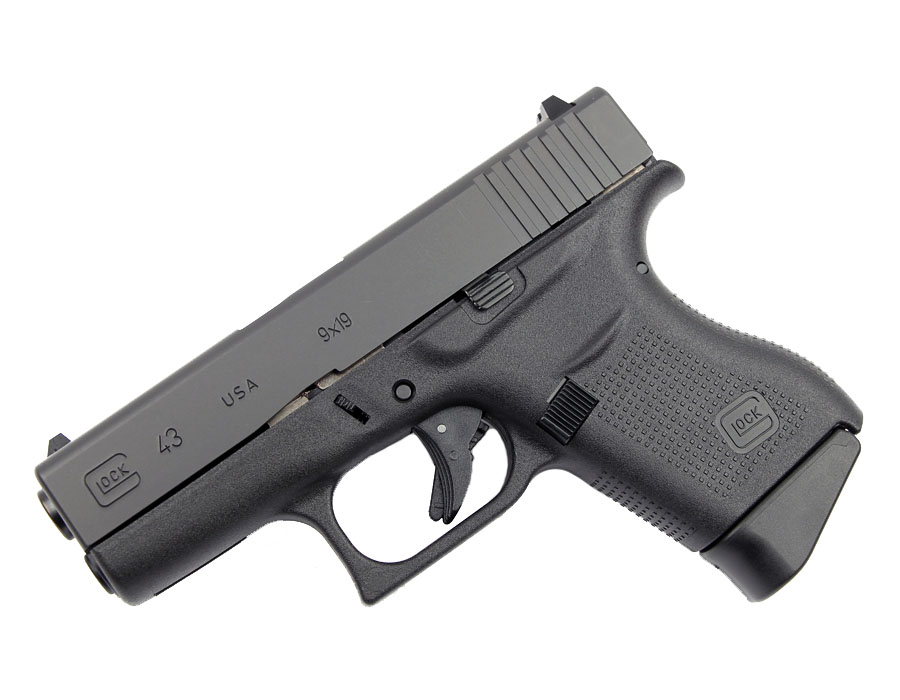 Glock 43 9mm Utah Concealed Firearms Permit Training Crockett