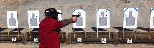 Utah Concealed Weapons Permit Class